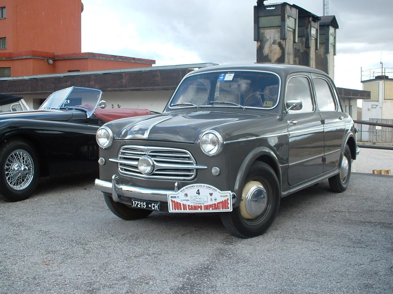 Fiat 1100 Wikipedia