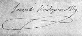 File:Firma autógrafa de Jacinto Verdaguer.jpg