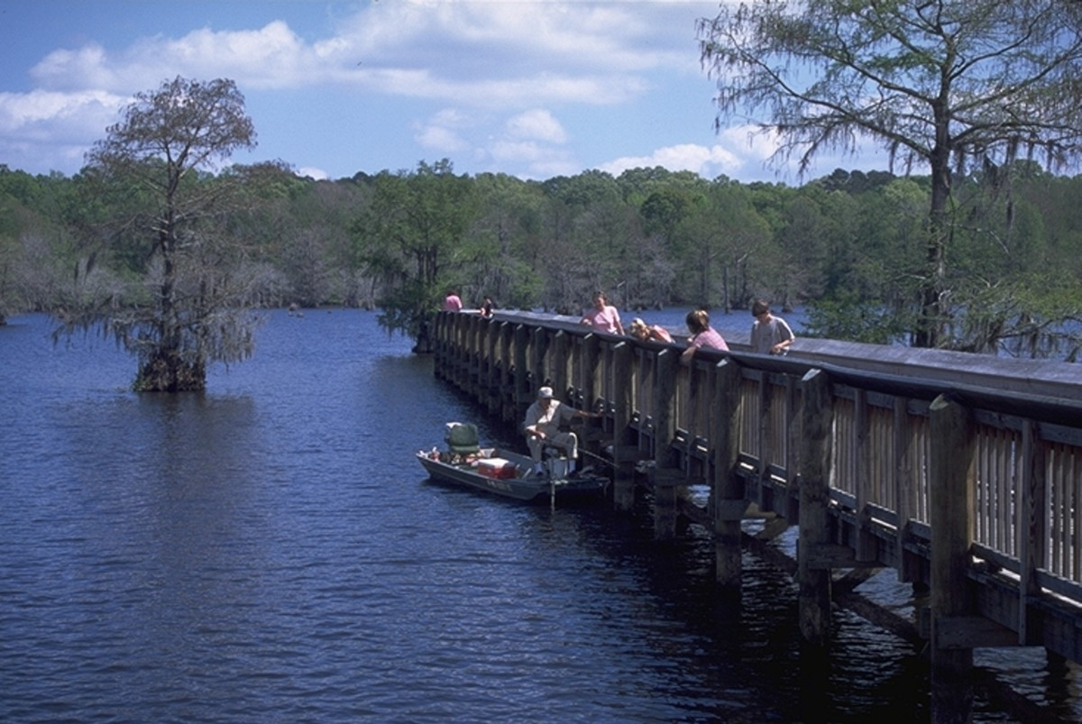 File Fishing Pier At Chicot State Park Fishing Pier Jpg