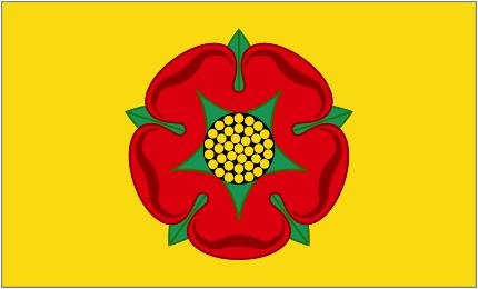 Flag Of Lancashire Wikipedia