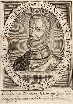 Bestand:Florents van Montmorency, Baron van Leuse ende Montigny, Gouverneur van Doornick ende Tournesis (Hillebrant Jacobsz. van Wouw I).jpg