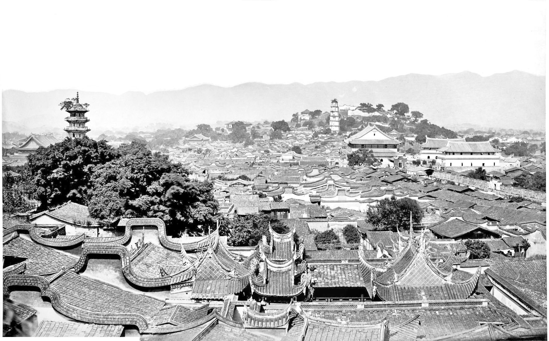 Fuzhou Wikipedia Sell Printed Circuit Board Pcb1 Zhejiang Oulong Electronics Co The Eastward View Of From Black Stone Hill Circa 1880