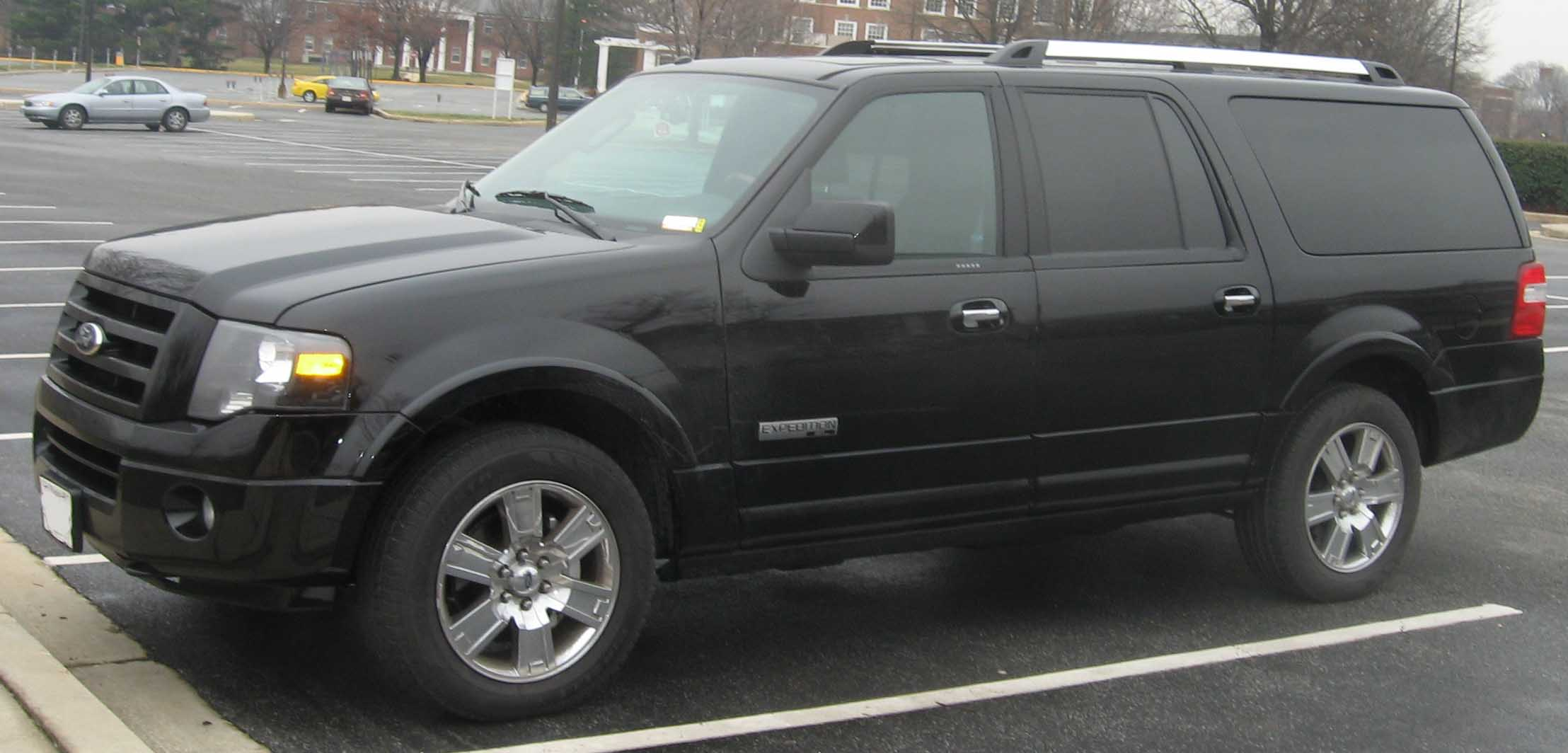 File:Ford Expedition Limited EL.jpg - Wikimedia Commons
