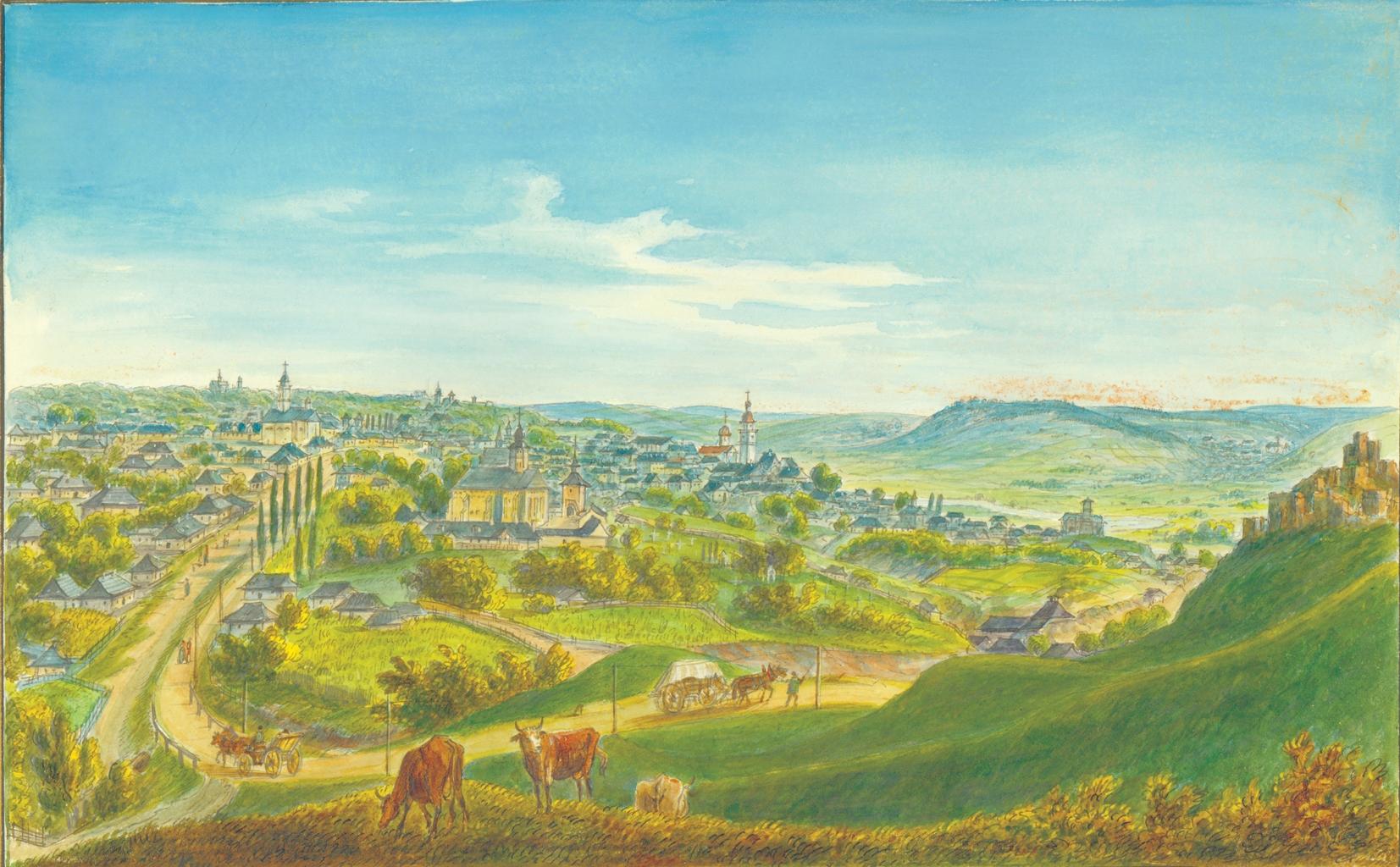 https://upload.wikimedia.org/wikipedia/commons/2/27/Franz_Xavier_Knapp_-_Gränz-Stadt_Suczarva.jpg