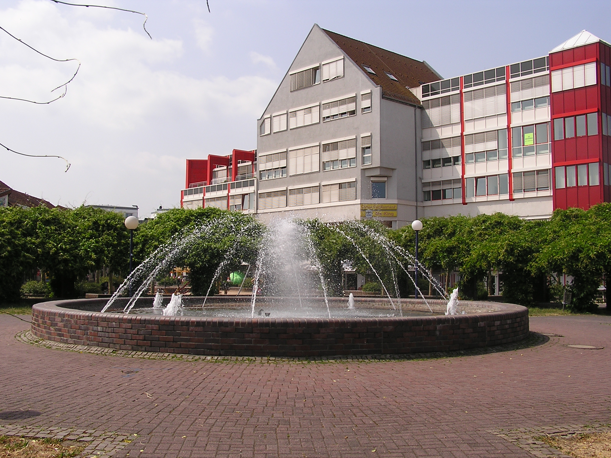 Houiller Platz Friedrichsdorf