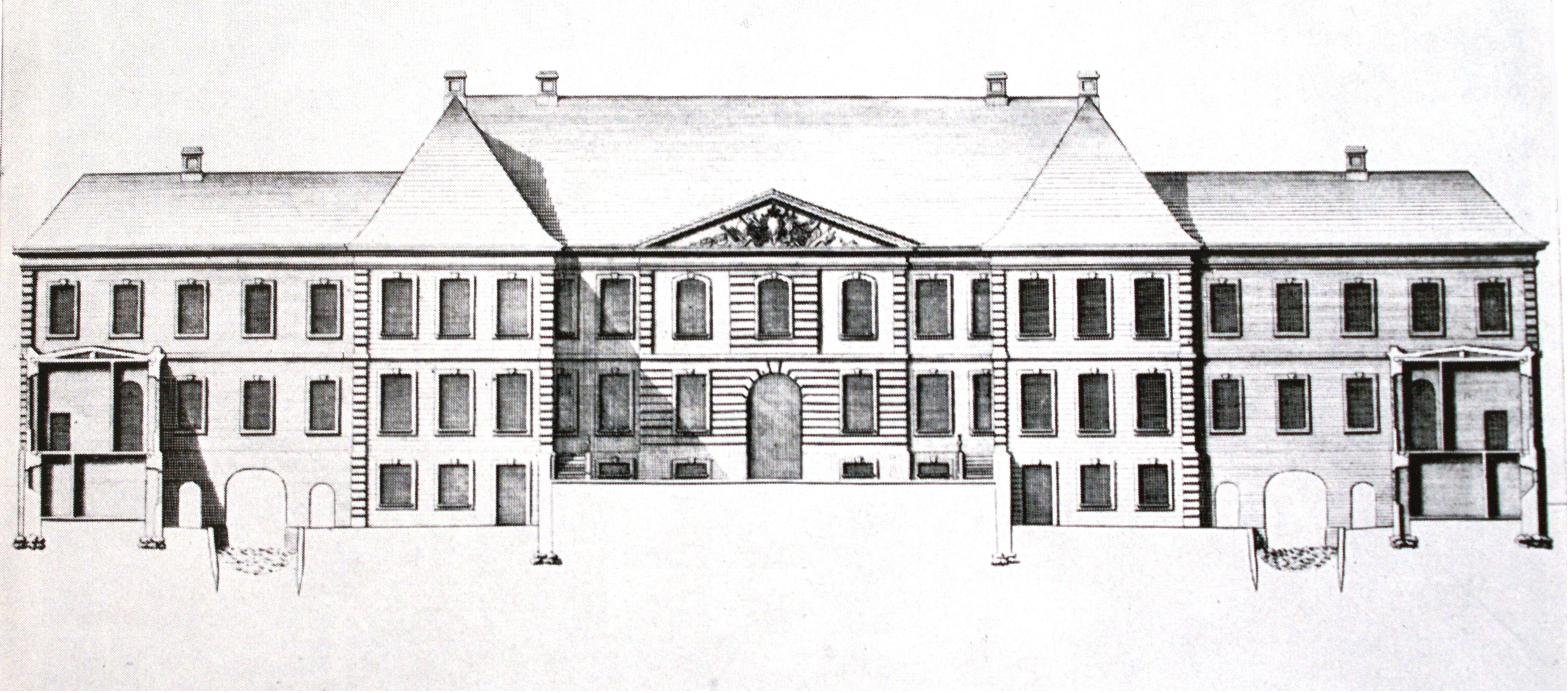 Schloss friedrichsruh drage wikiwand for Buckingham choice floor plans
