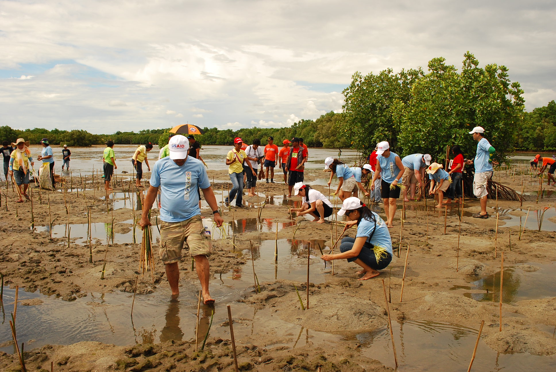 DHS Leading the Way in Adapting to Climate Change and Building Community Resilience