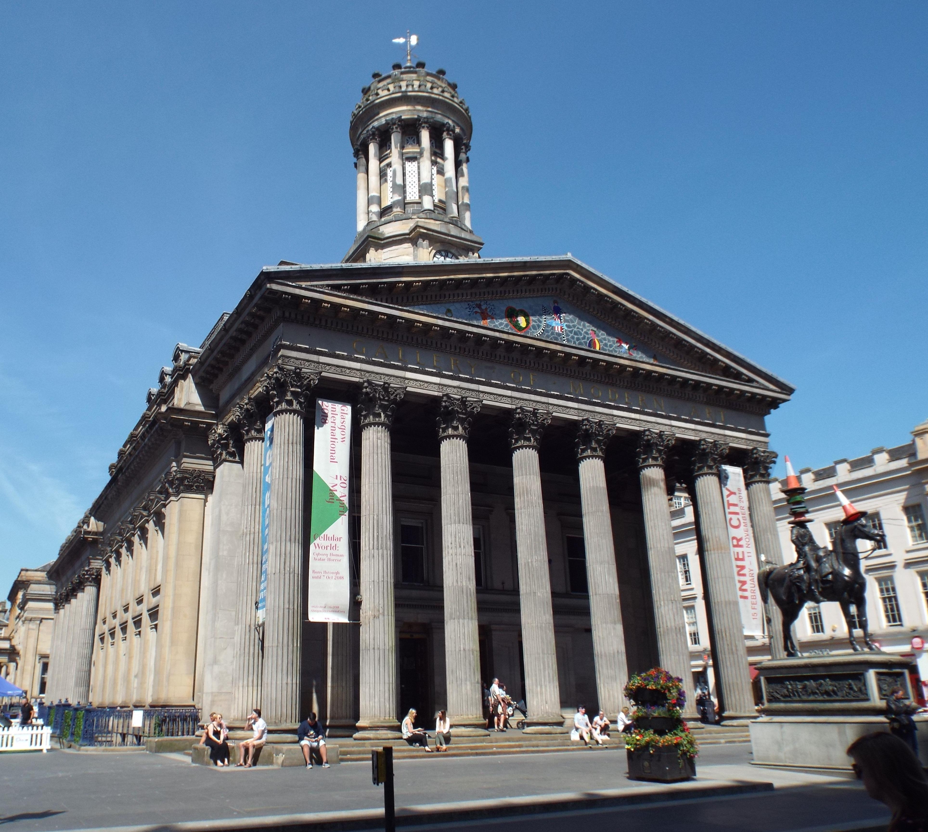 Gallery Of Modern Art Glasgow Wikipedia