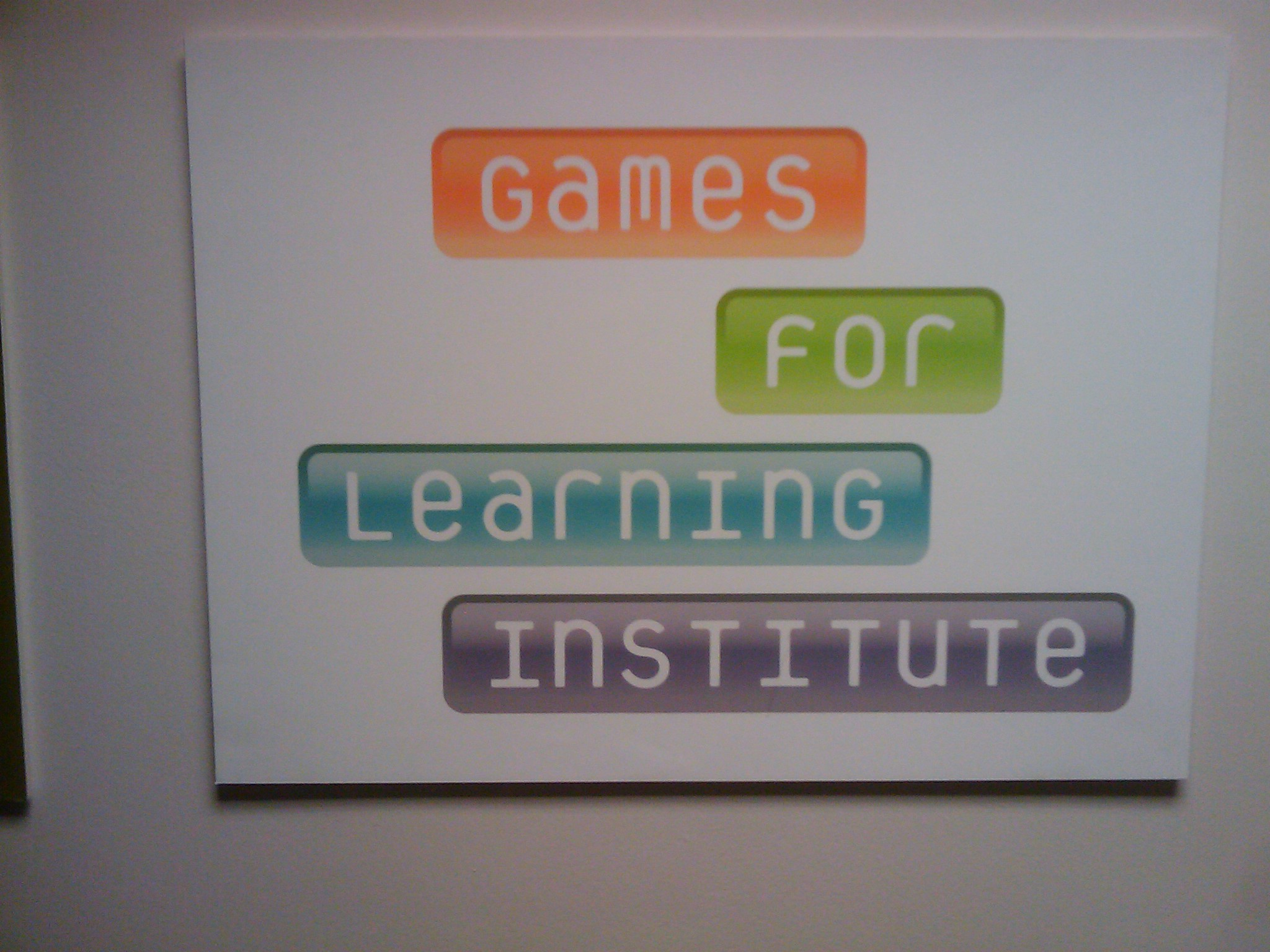 Microsoft and New York University are founding partners of the Games for Learning Institute (G4LI).
