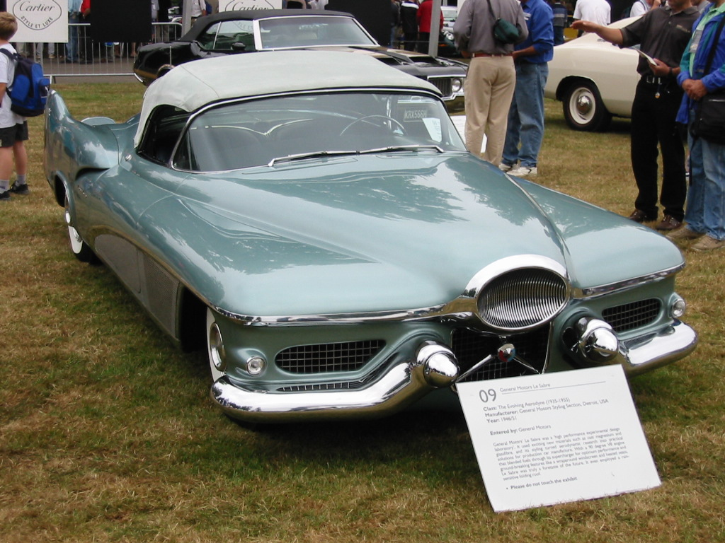 General Motors Le Sabre Wikipedia 1951 Buick Super Convertible