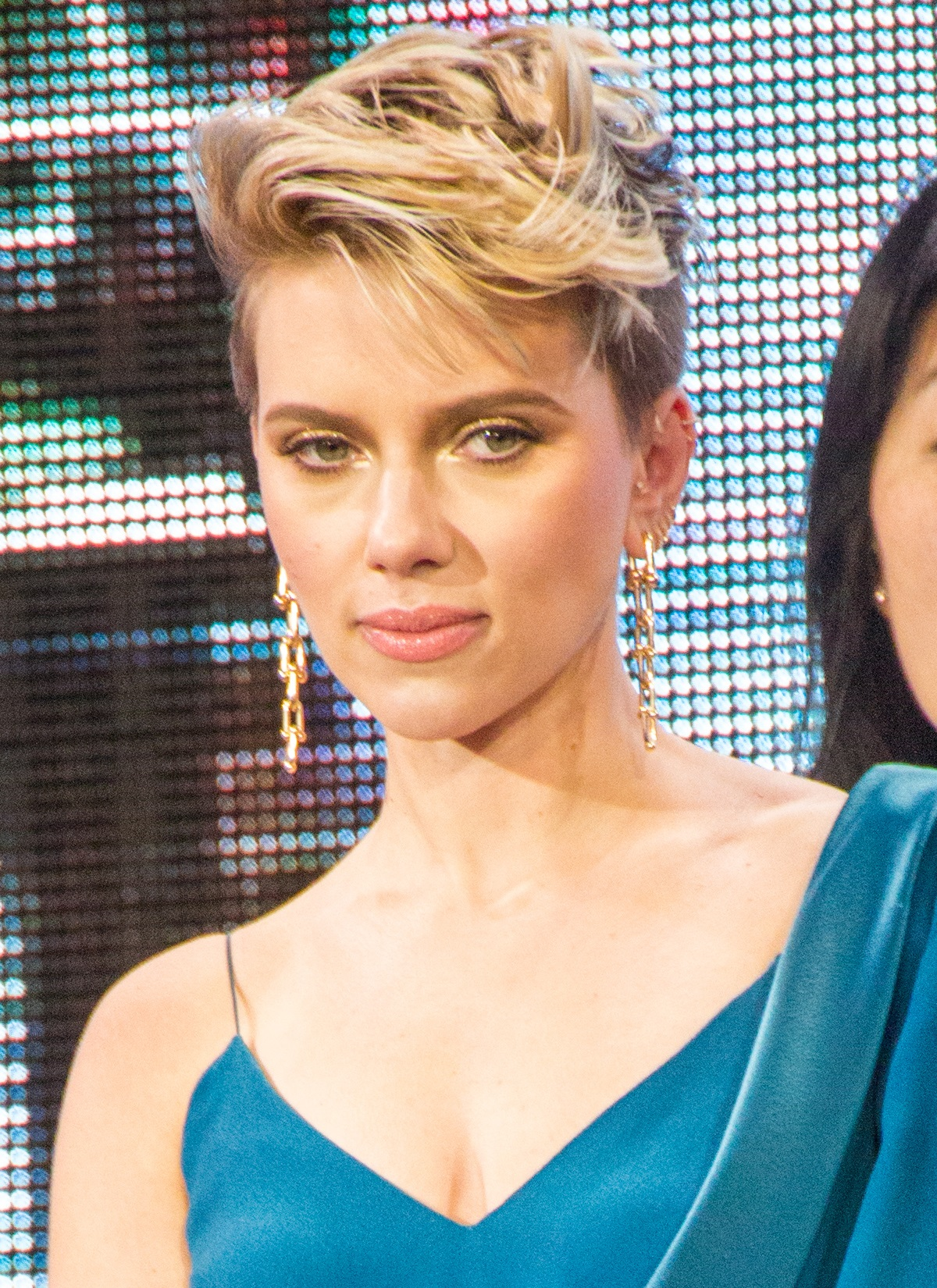 Scarlett Johansson On Screen And Stage Wikipedia