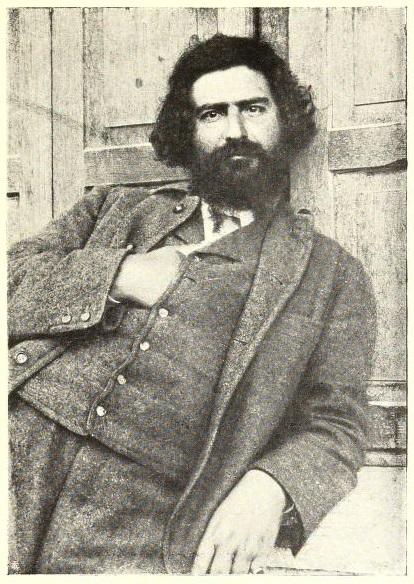 Giovanni Segantini (1858-1899), ritratto