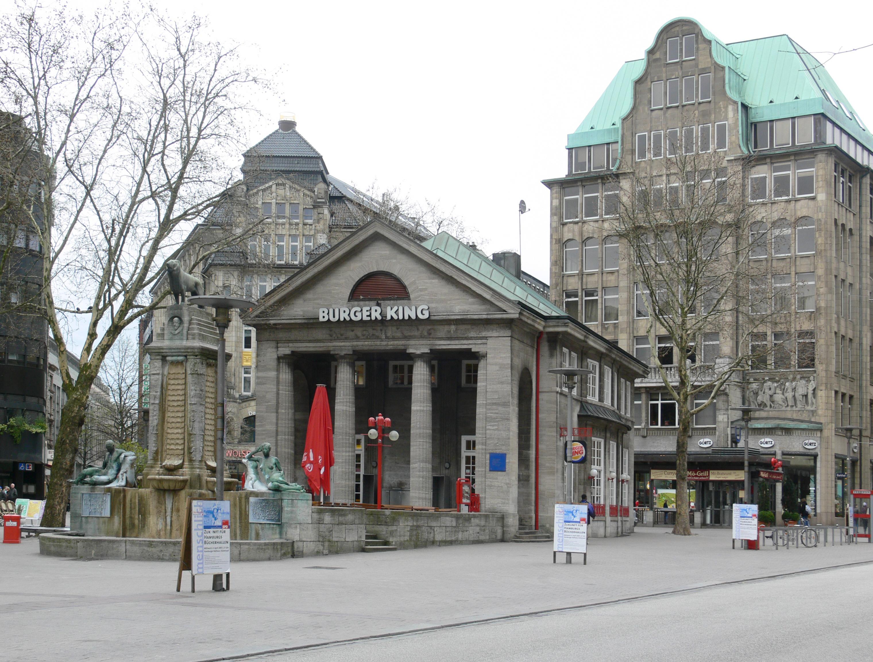 Hifi Hamburg Mönckebergstraße file hamburg mönckebergstraße spitalerstraße jpg wikimedia commons