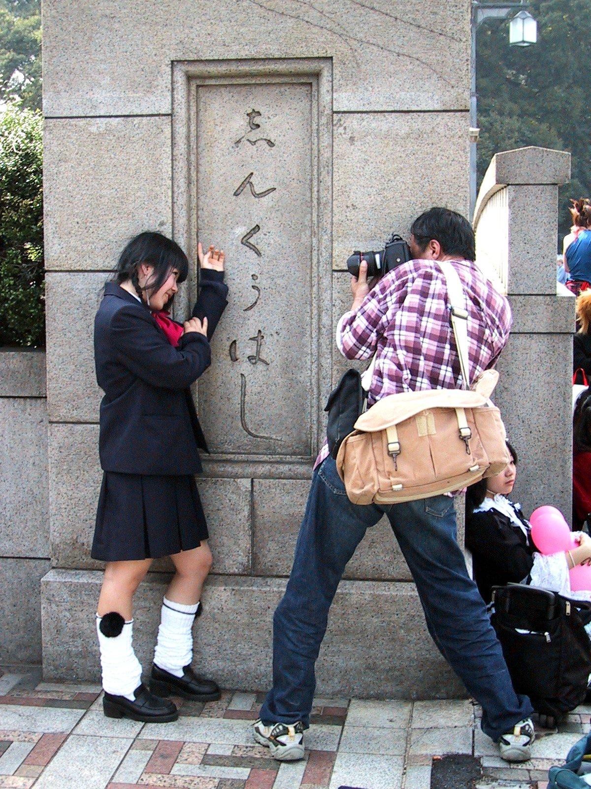 ---HARAJUKU--- Harajuku_bridge_01