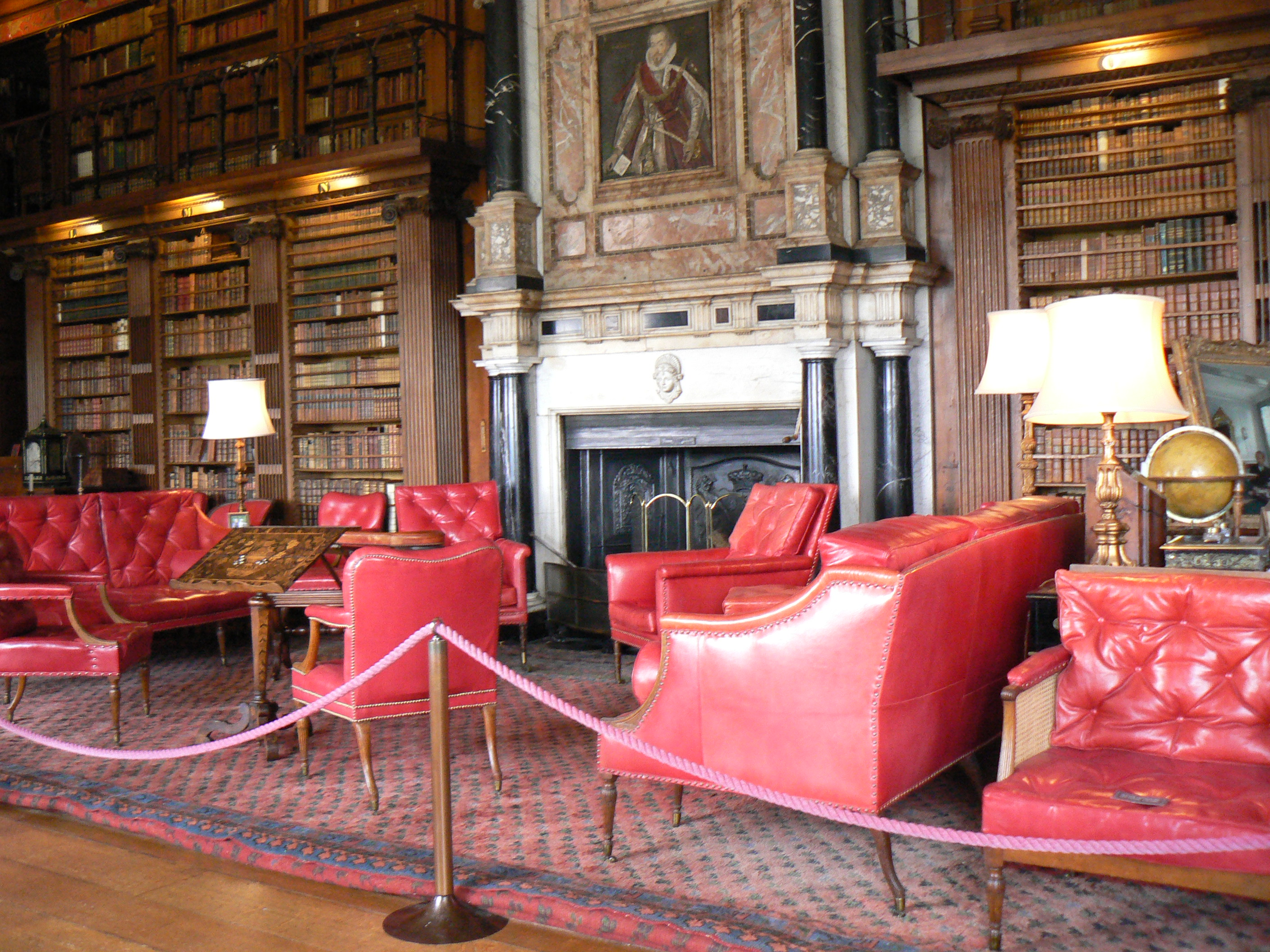 File:Hatfield House Library 8453196813