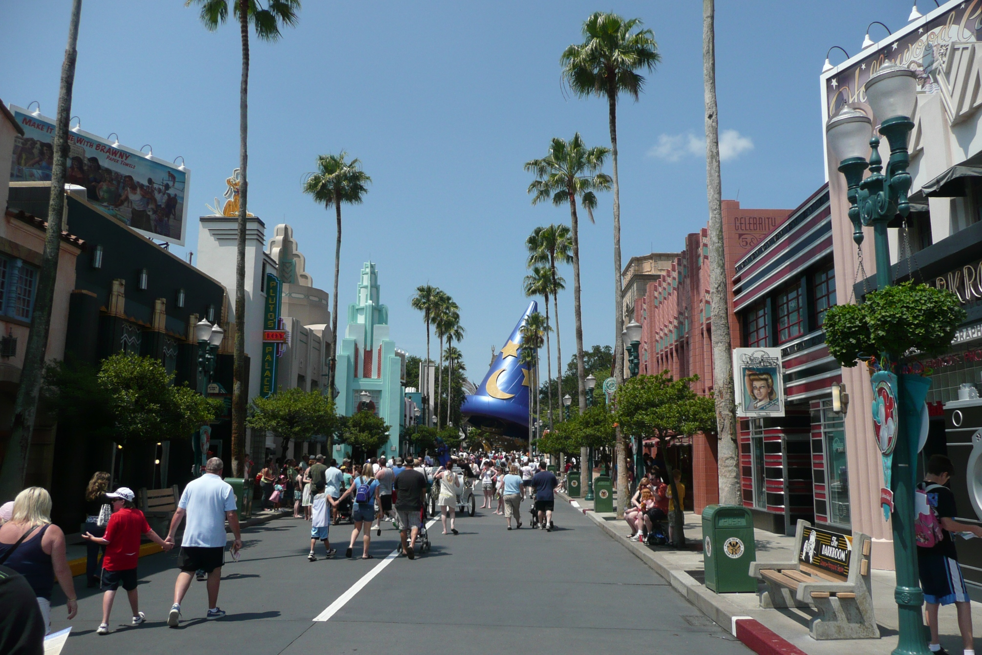 FileHollywood Boulevard At Disneys Hollywod Studios By