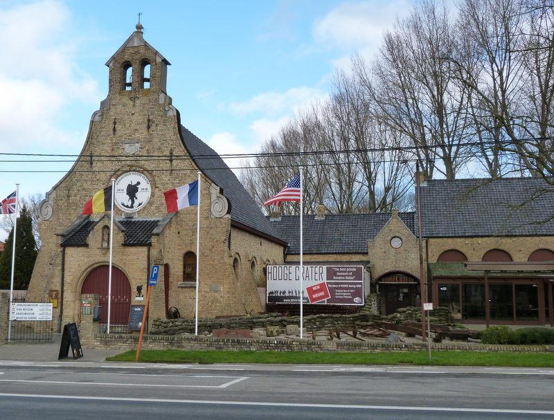 Hooge Crater Museum - Wikipedia