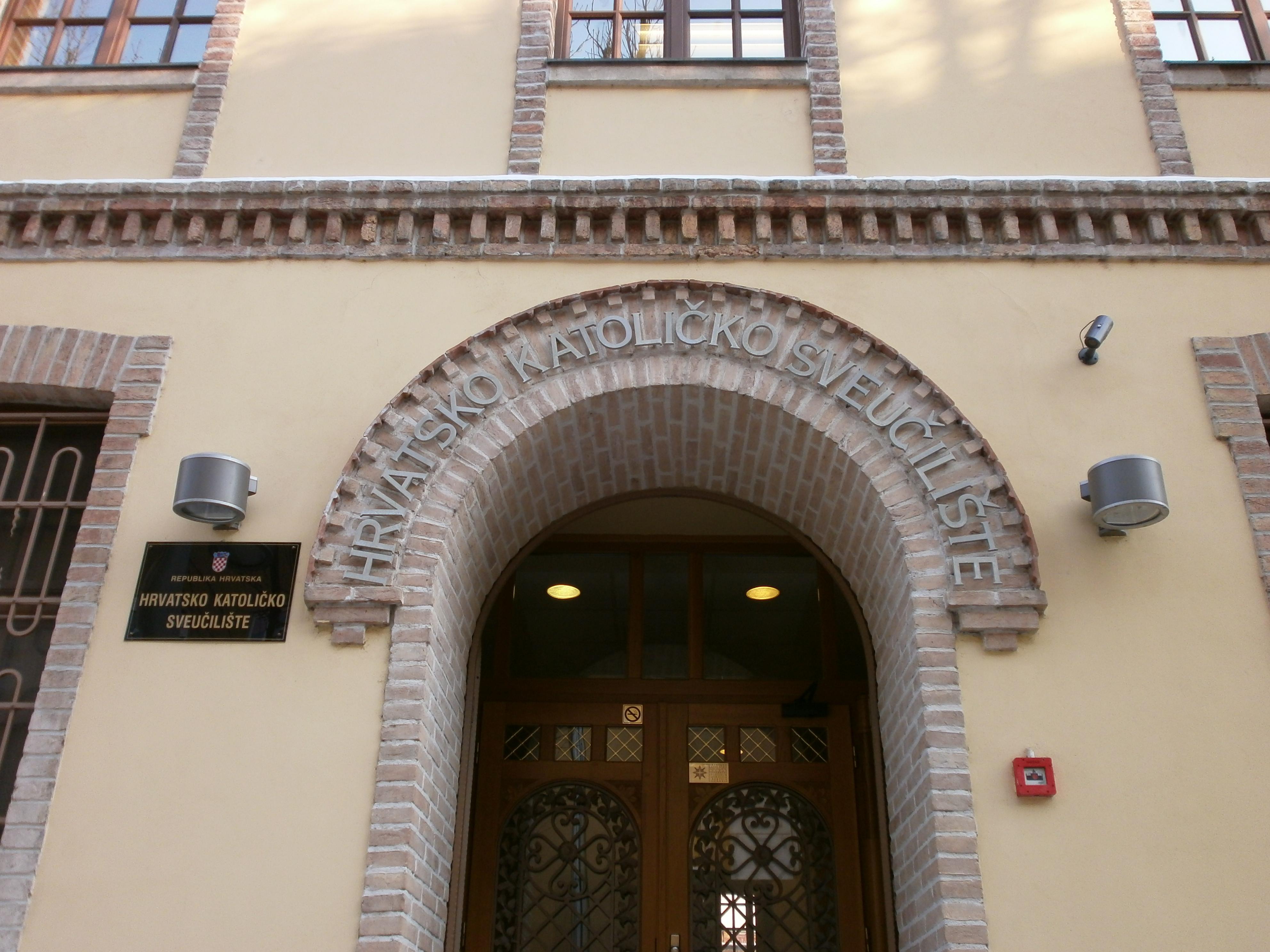 Hrvatsko katoličko sveučilište – Wikipedija