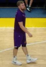 Igor Nesterenko Israeli-Ukrainian basketball player