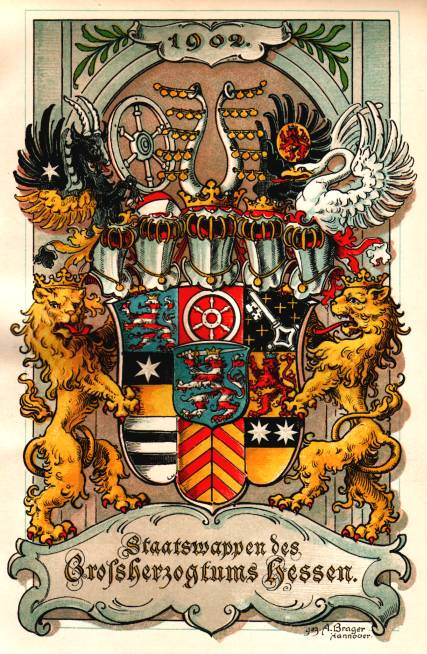 Großherzogtum Hessen – Wikipedia