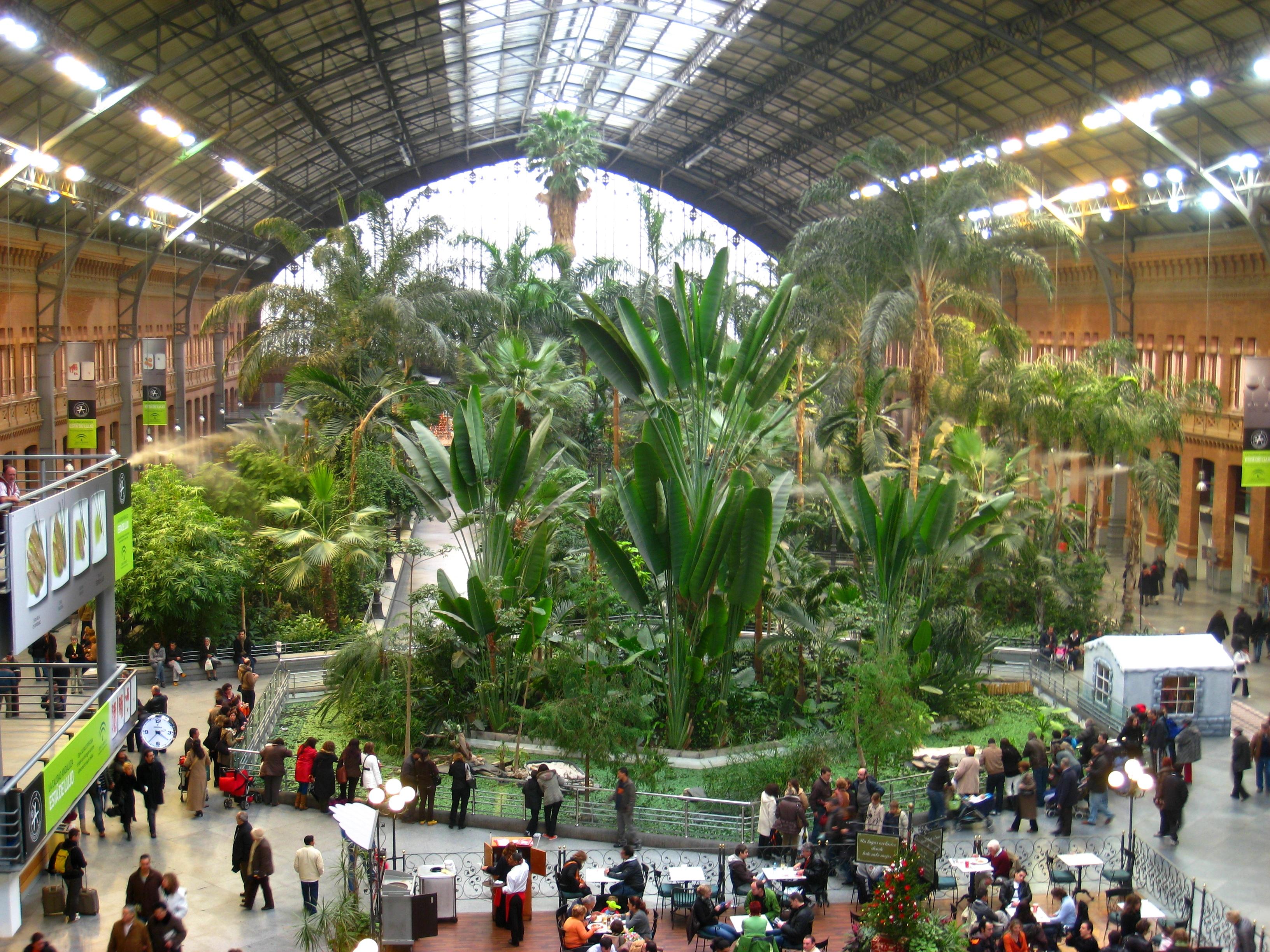 Bahnhof Madrid Atocha Wikiwand