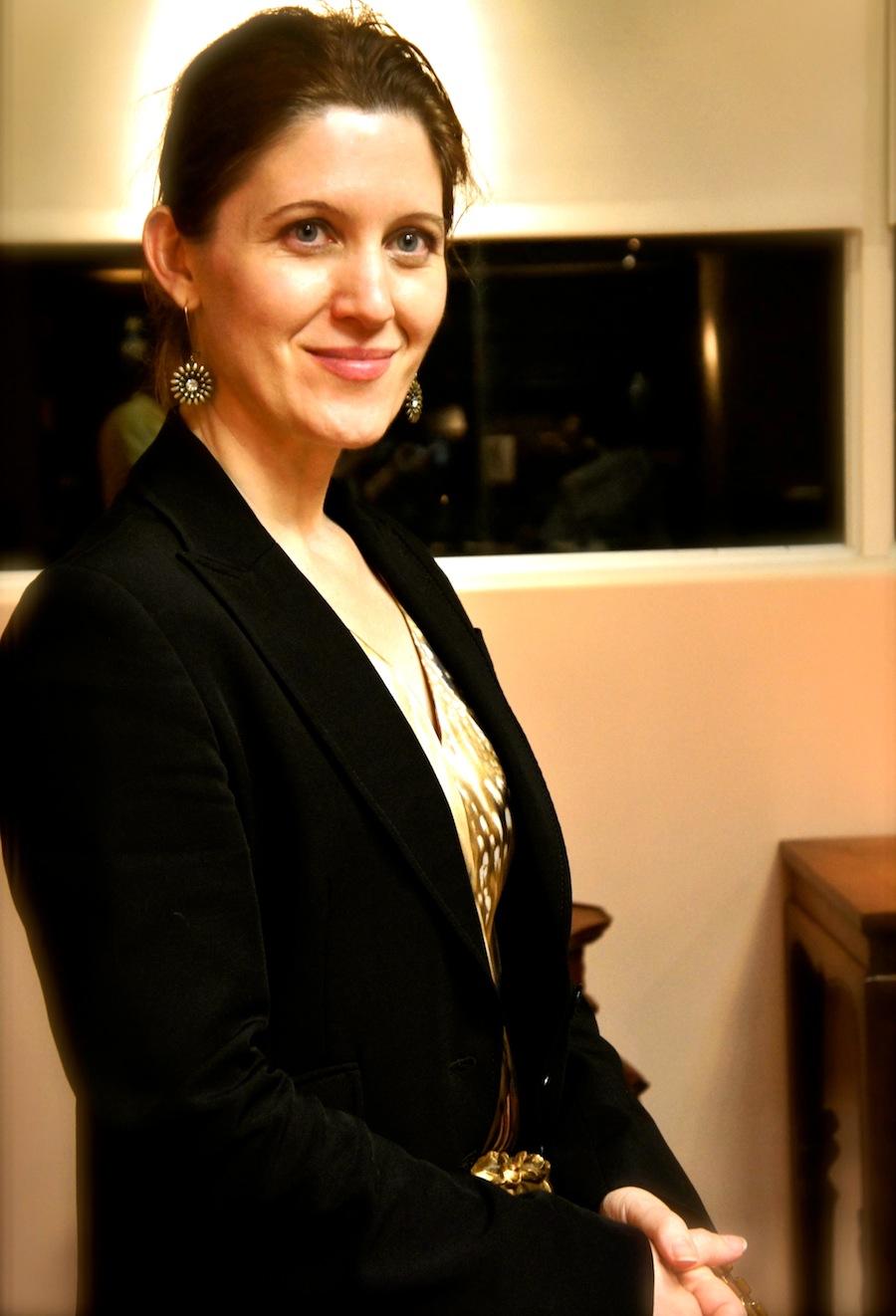 Ivanova International Australian Curator on Taiwan View