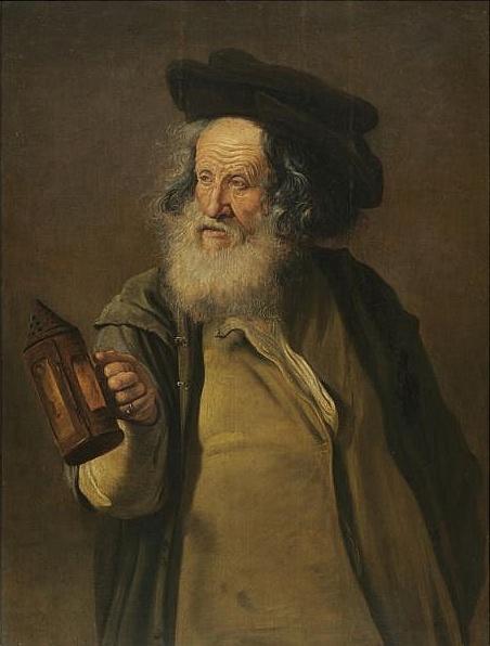Jacques de Rousseaux - Diogenes