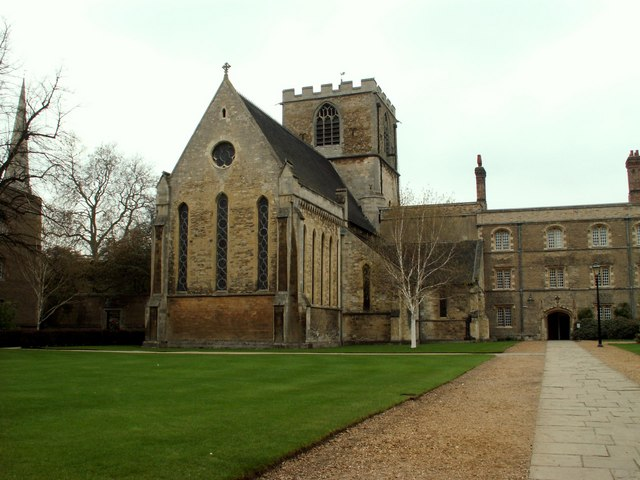 Jesus College Chapel, Cambridge - geograph.org.uk - 168873.jpg