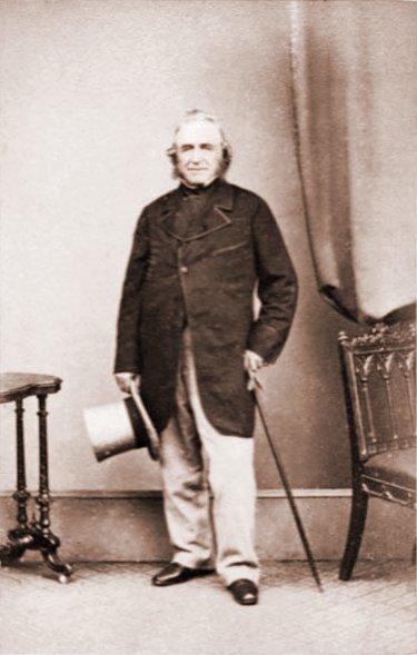 Joseph paxton by maull %26 co, c1860s