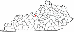 Loko di Radcliff, Kentucky
