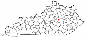 Loko di Richmond, Kentucky