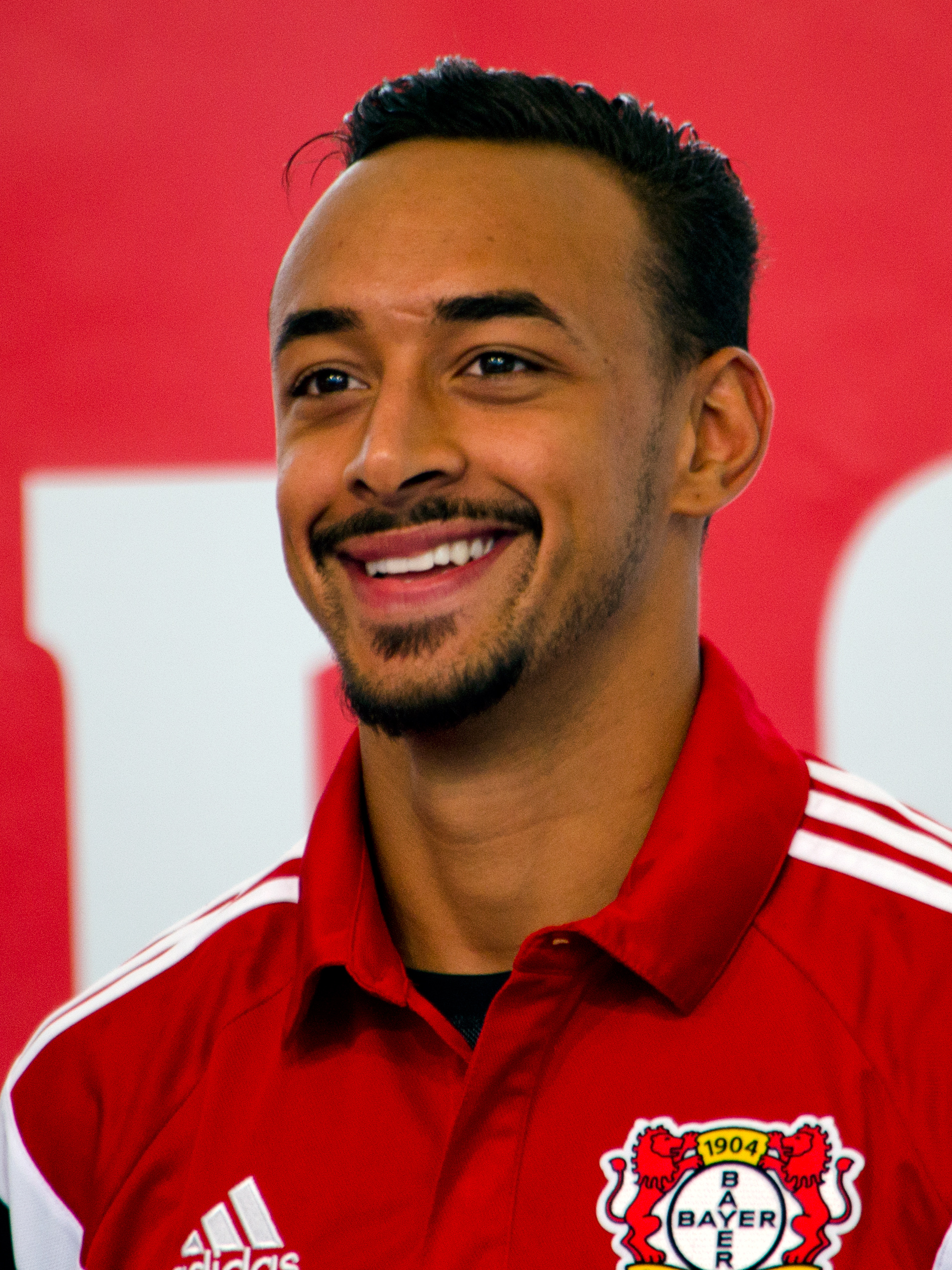The 28-year old son of father (?) and mother(?) Karim Bellarabi in 2018 photo. Karim Bellarabi earned a  million dollar salary - leaving the net worth at 3.8 million in 2018