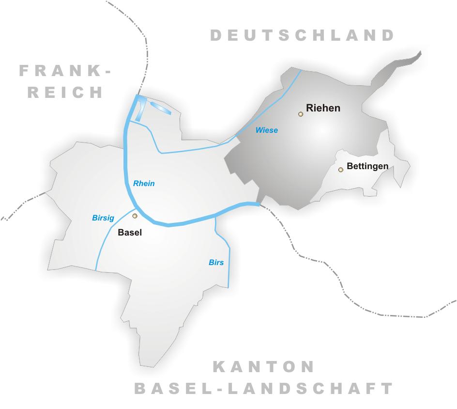 DateiKarte Gemeinde Riehenpng Wikipedia
