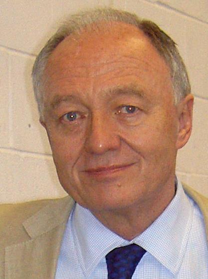 Ken Livingstone 2008