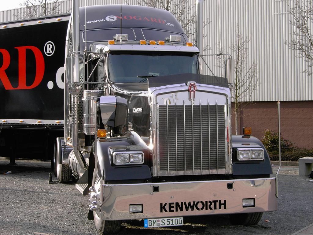 Tipos de camiones de carga - Transporte.mx