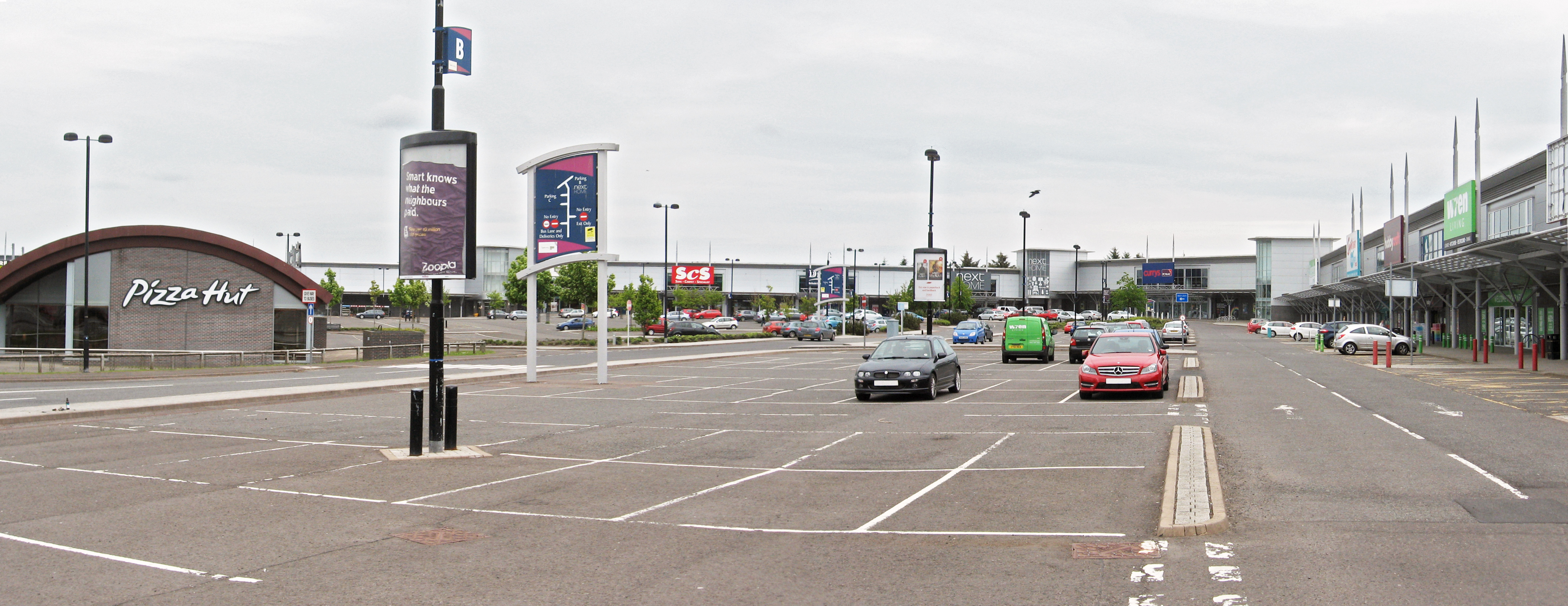 Car Park Closest To Wembley Level  Seats A