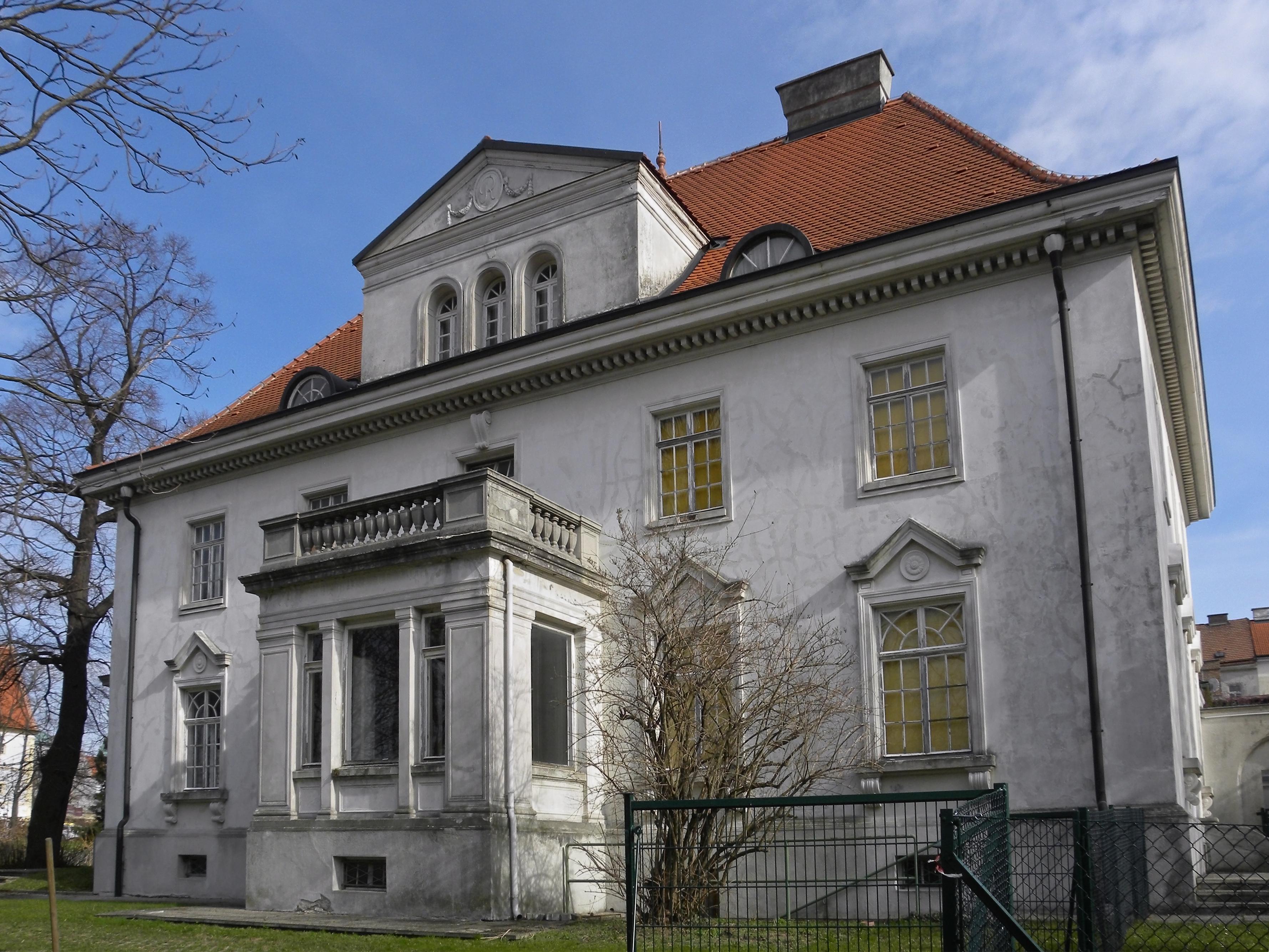 Garten Rostock file klosterneuburg rostock villa aus dem garten gesehen jpg