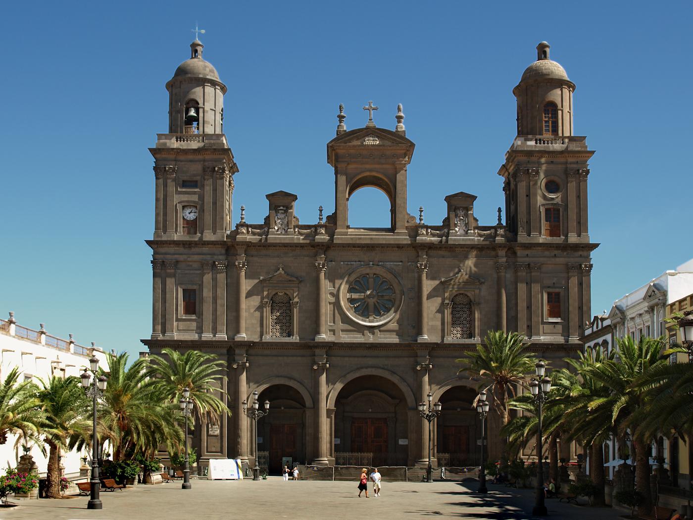 Kanarische Inseln Las Palmas