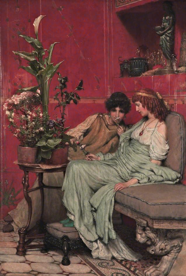 English: Lawrence Alma-Tadema's art