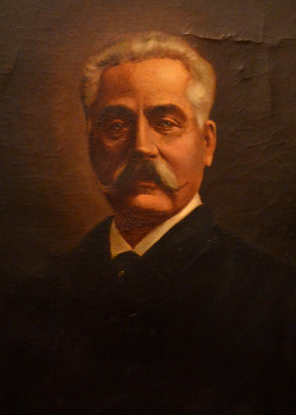 Portrait of Leopoldo Marenco