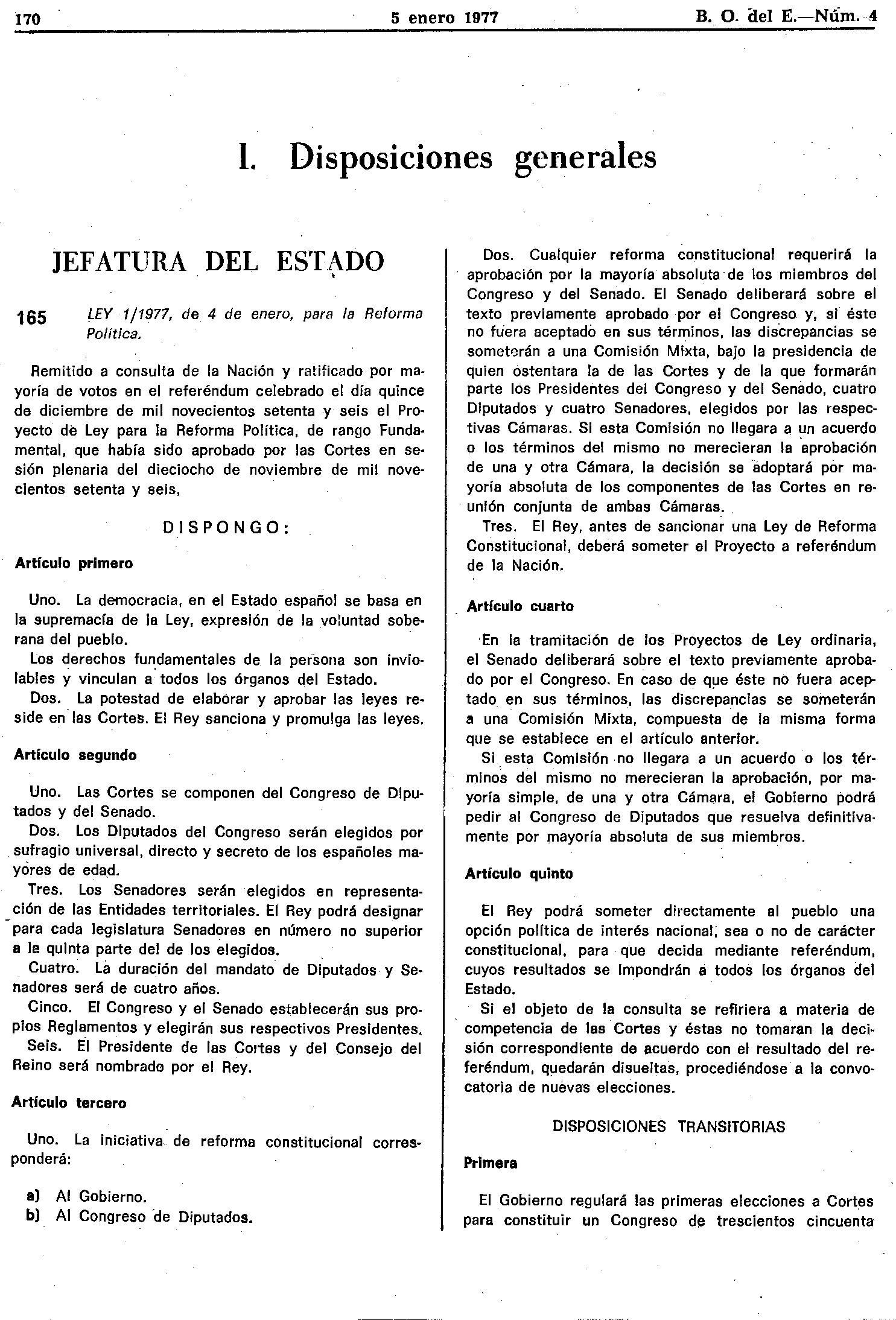 File:Ley para la Reforma politica BOE.jpg - Wikimedia Commons