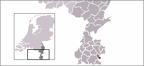 Location of Bocholtz