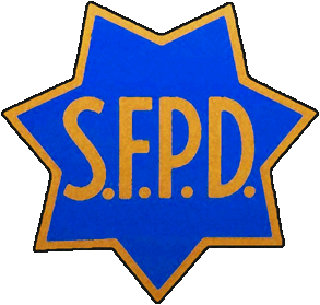 Image result for Images of SFPD logo
