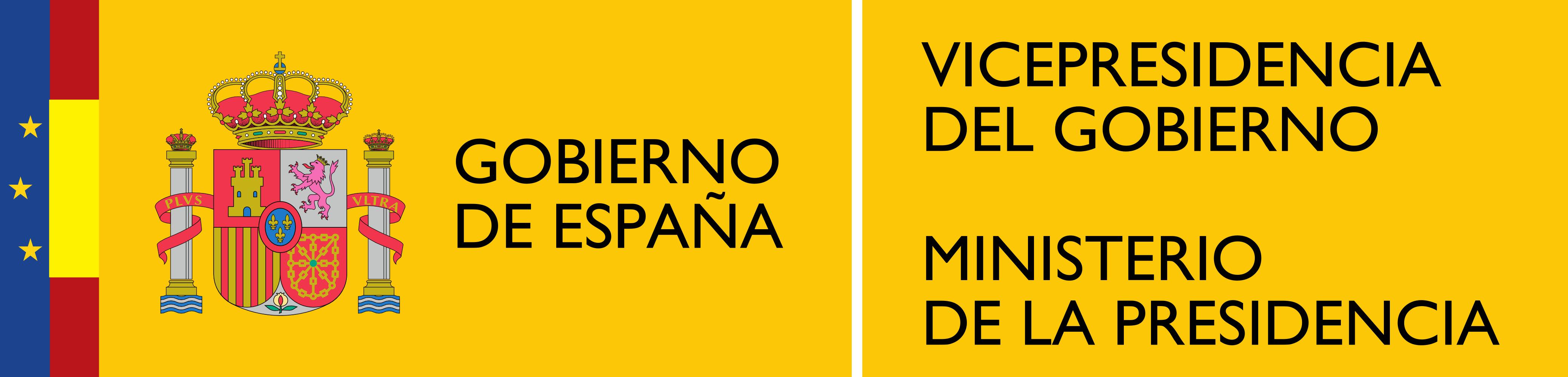 file logotipo del ministerio de la presidencia