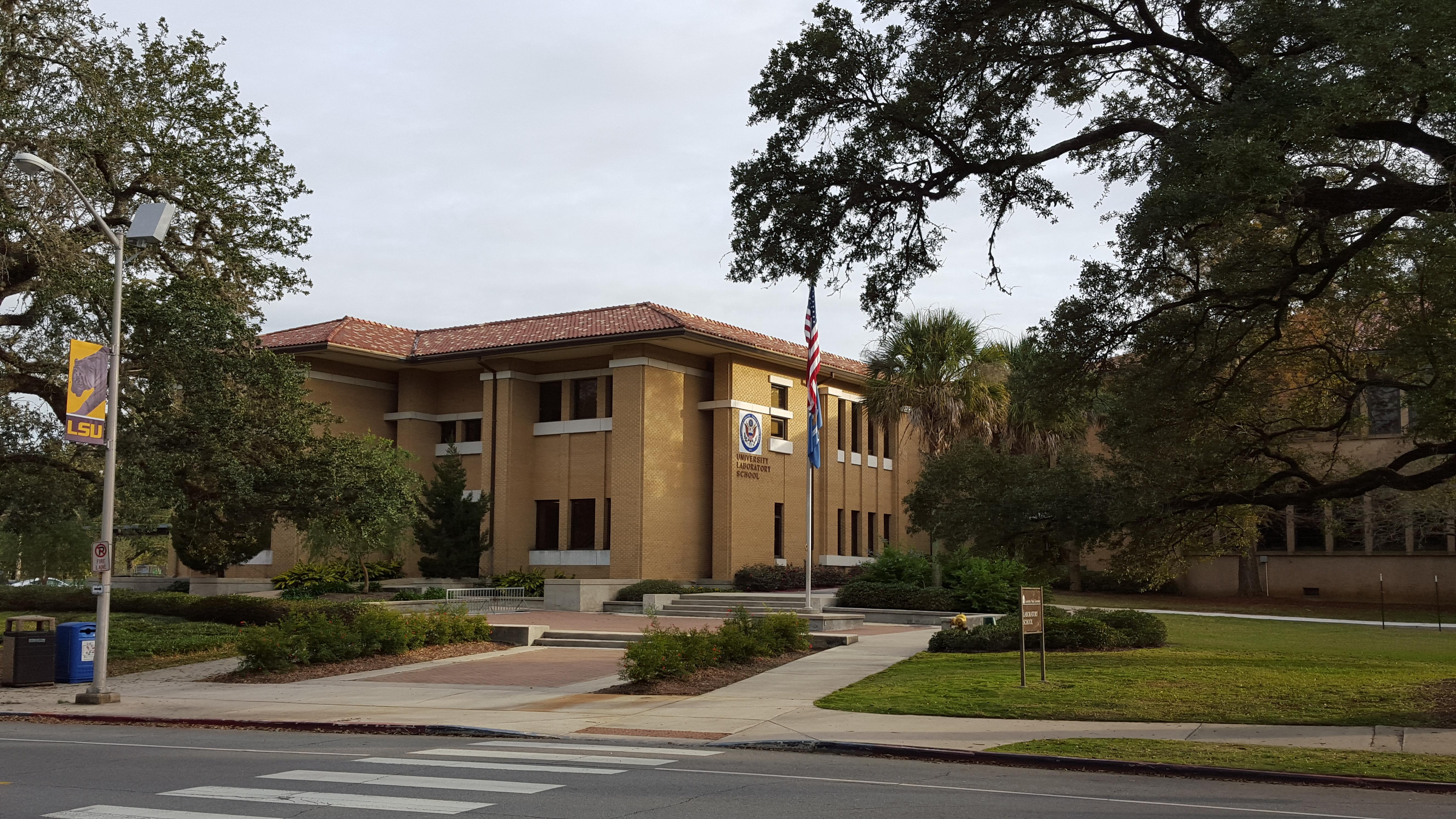 Louisiana State University Laboratory School Wikipedia