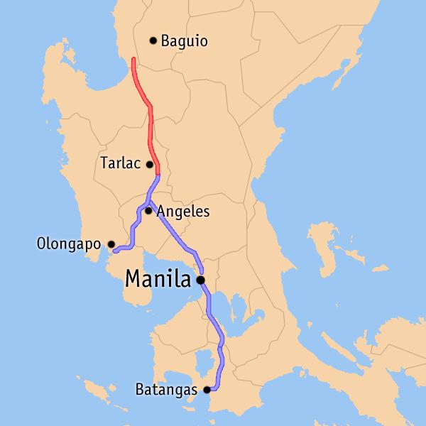 TarlacPangasinanLa Union Expressway  Wikipedia