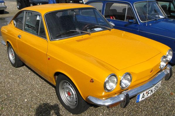 Fiat 850 coup wikip dia - Fiat 850 coupe sport a vendre ...