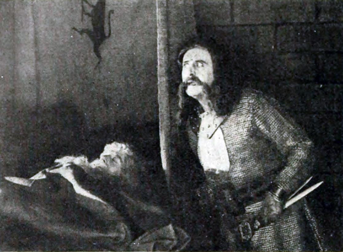 the personality of macbeth