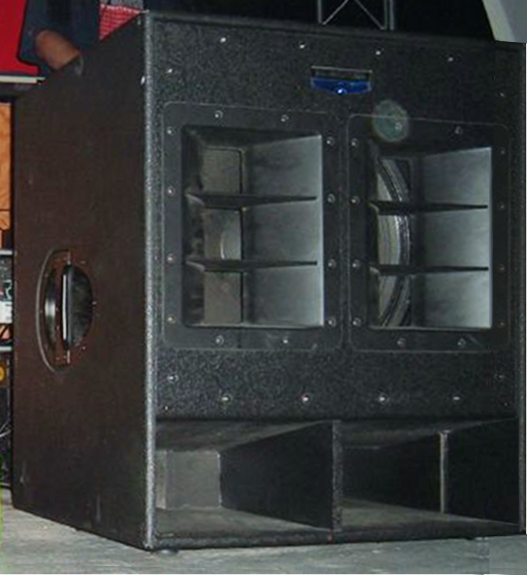 Sound reinforcement system wikipedia an 18 mackie subwoofer cabinet fandeluxe Images