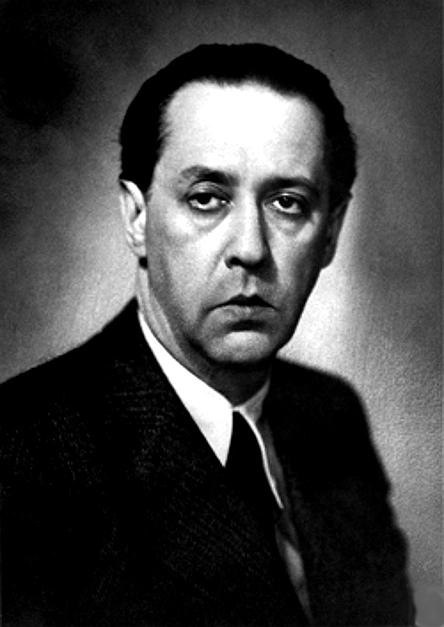 Az író az 1940-es évek elején